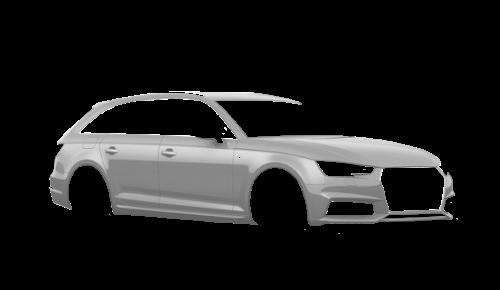Цвета кузова S4 Avant